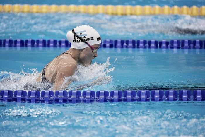 Paralímpicos 2016: Tres diplomas en natación