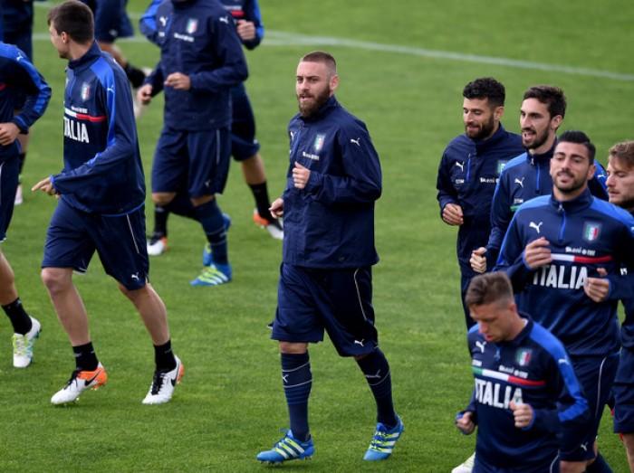 Italia - Attesa per De Rossi