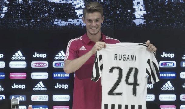 """Juve, benvenuto Rugani: """"Prenderò esempio dai Campioni. Le ammonizioni? Un evento"""""""