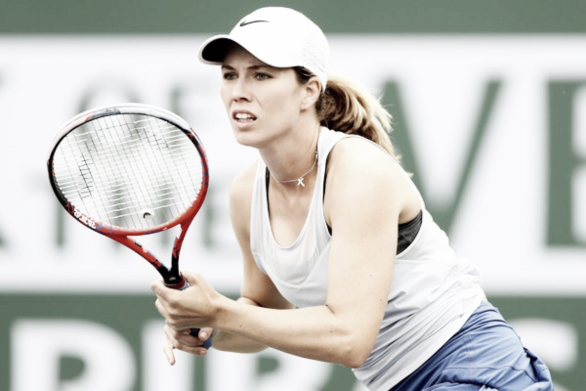 WTA Indian Wells: Wildcard Danielle Collins shocks Madison Keys in straight sets