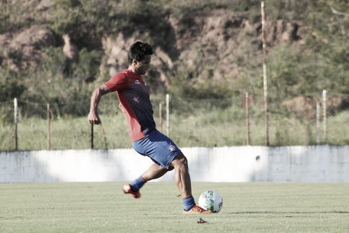 Gallo indicia Náutico com mudanças para jogo contra Sampaio Corrêa