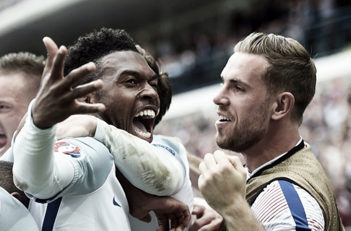 Liverpool FC at Euro 2016: Sturridge's injury-time winner lifts England to victory over Allen's Wales