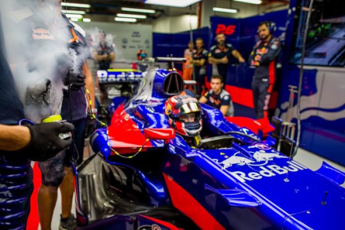 Formula 1 - La Toro Rosso scarica Kvyat. In Malesia corre Gasly