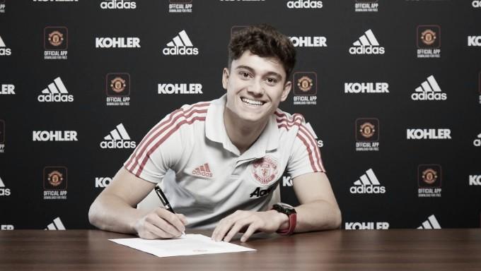 Daniel James es nuevo jugador del Manchester United