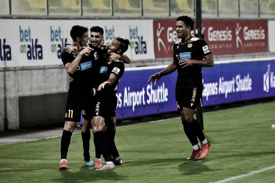 Danilo comemora bom início do AEL Limassol no futebol do Chipre
