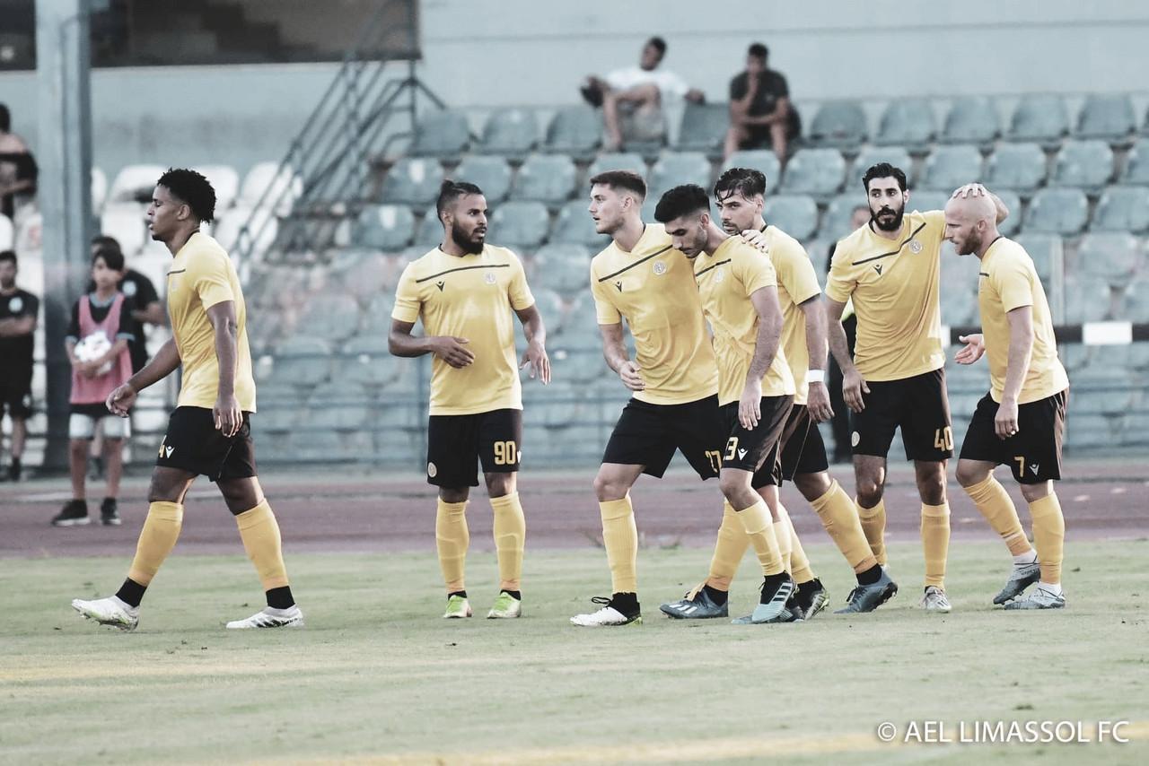 Danilo espera alcançar conquistas em sua primeira temporada no AEL Limassol