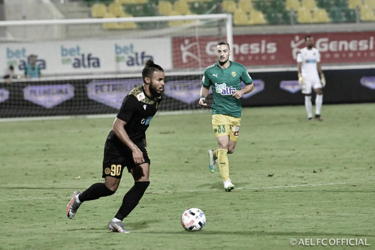 Danilo fala em concentração máxima para AEL Limassol buscar vaga na Conference League