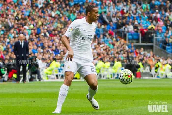 """Danilo: """"Han sido unos días increíbles, vine al Madrid para ganar cosas así"""""""