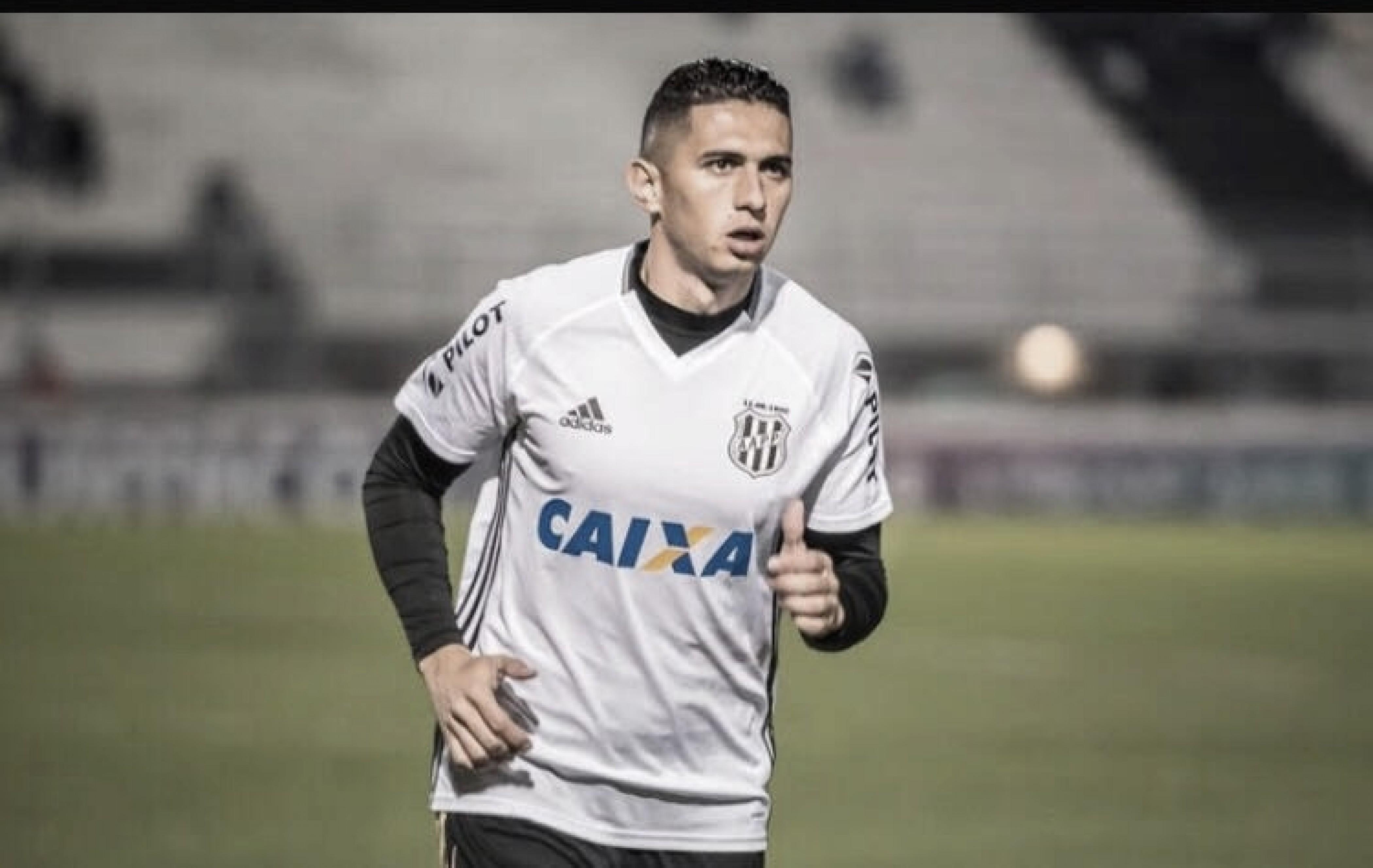 """Apesar do jejum de vitórias, Danilo Barcelos ainda crê no acesso da Ponte: """"Lutaremos até o final"""""""