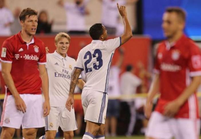 ICC, il Real Madrid batte il Bayern: decide Danilo