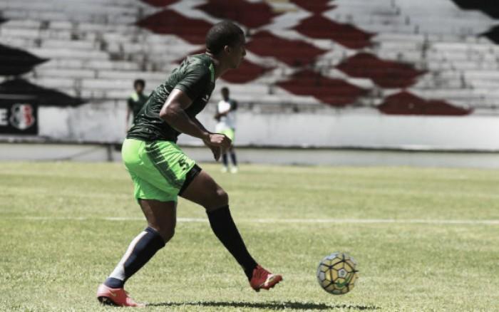 Danilo Pires é apresentado no Santa Cruz e destaca importância do duelo com Atlético-MG