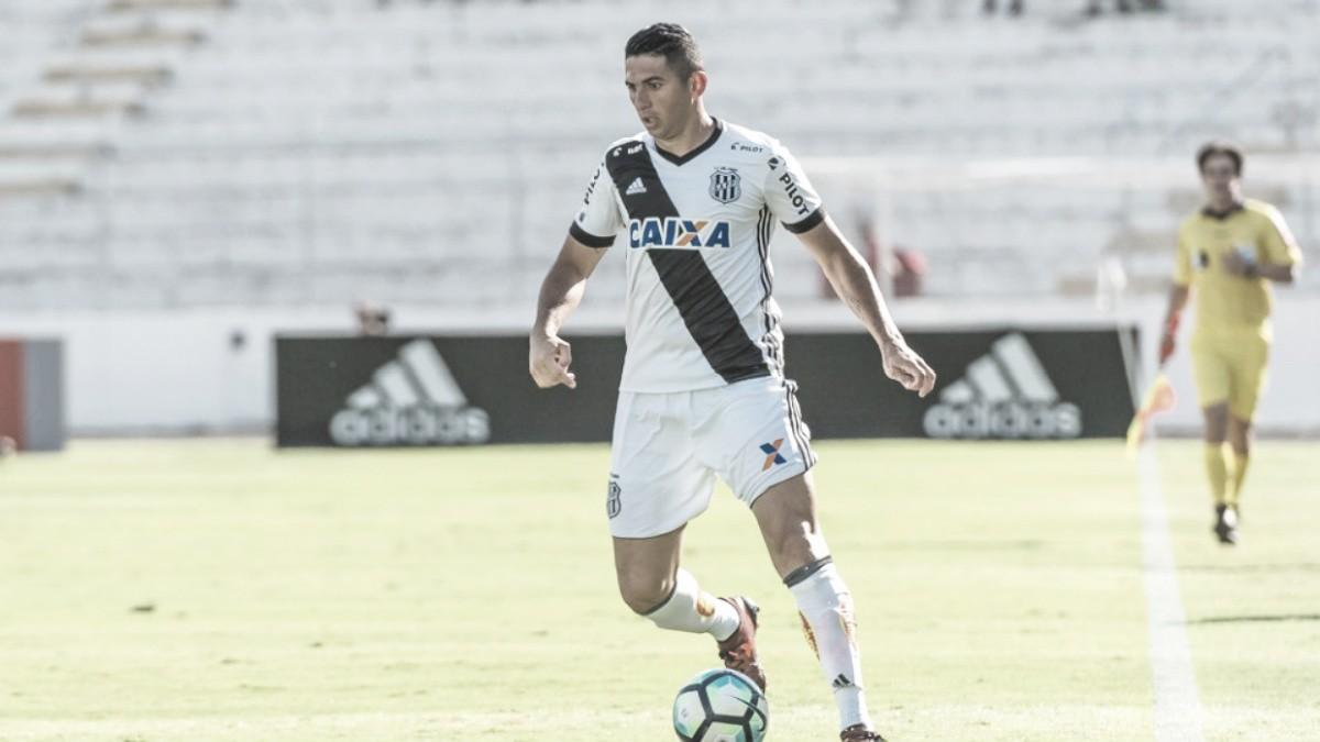 """Danilo lamenta ausência do torcedor após novo revés da Ponte em casa:""""F*** jogar sem eles"""""""