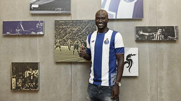 FC Porto apresenta Danilo Pereira, um pedido expresso de Lopetegui