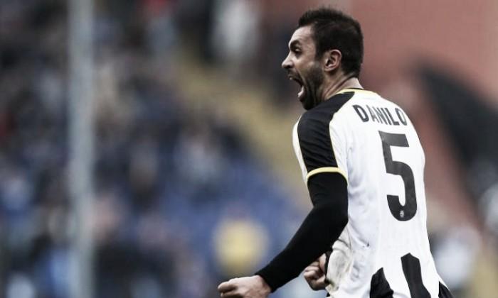 """Udinese - Danilo: """"Abbiamo tanto da migliorare, ora testa al Milan"""""""