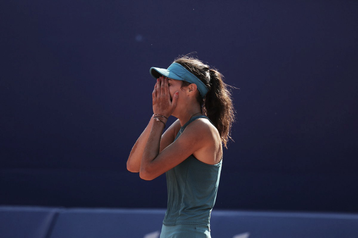 WTA Moscow: Olga Danilovic stuns Anastasia Potapova in historic battle of 17-year-olds