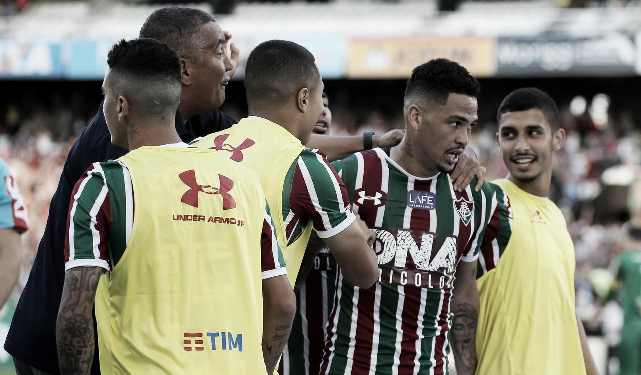 Embalado, Fluminense enfrenta Nacional buscando classificação na Sul-Americana