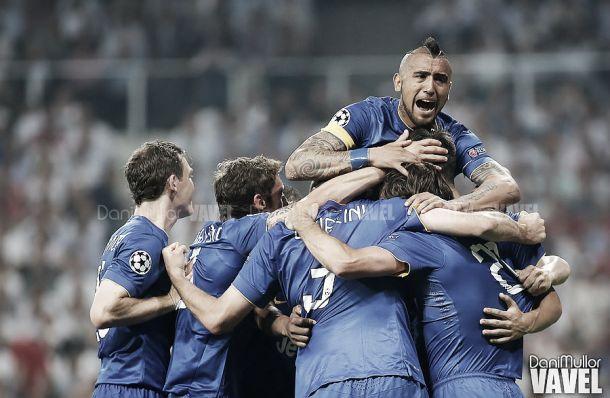 Resumen. Jornada 36ª de la Serie A