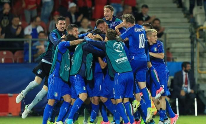 Euro Under 21 - Pellegrini-Petagna, l'Italia supera la Danimarca 2-0