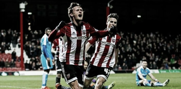 Brentford 3-0 Wolverhampton Wanderers: An easy night for the hosts