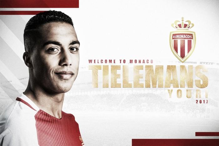 Destaque no Anderlecht, jovem Tielemans é o primeiro reforço do Monaco para próxima temporada
