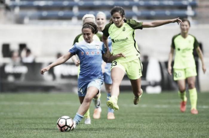 Danielle Colaprico suffers right ankle sprain