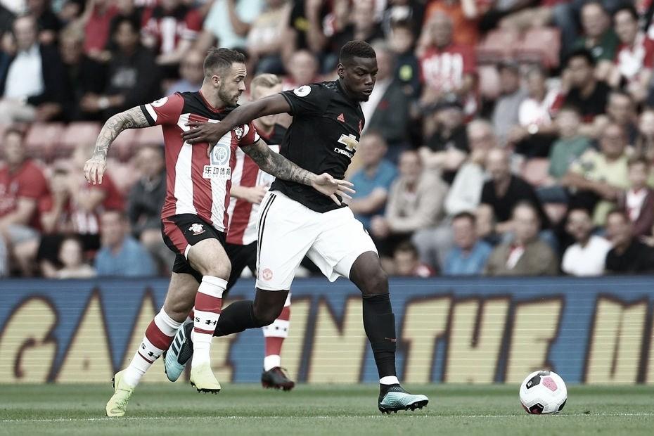 Em ótima fase, ManchesterUnitedencaraSouthampton de olho no G-4 da Premier League