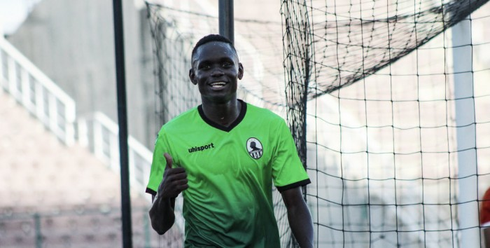 """Danny Pérez: """"Quiero salir al exterior y dejar un nombre aquí en Zamora FC"""""""