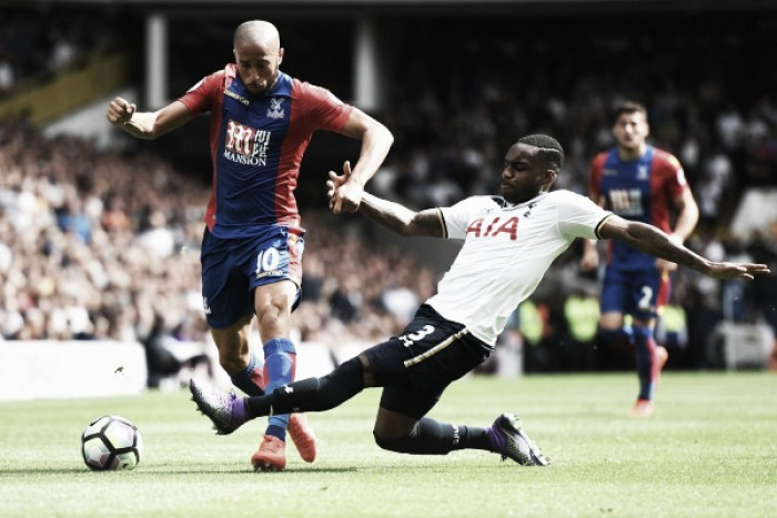 Danny Rose ruled out of Stoke clash
