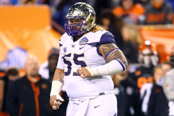 Big Brute Danny Shelton Drafted By Cleveland Browns As Mike Pettine Goes Defense Early