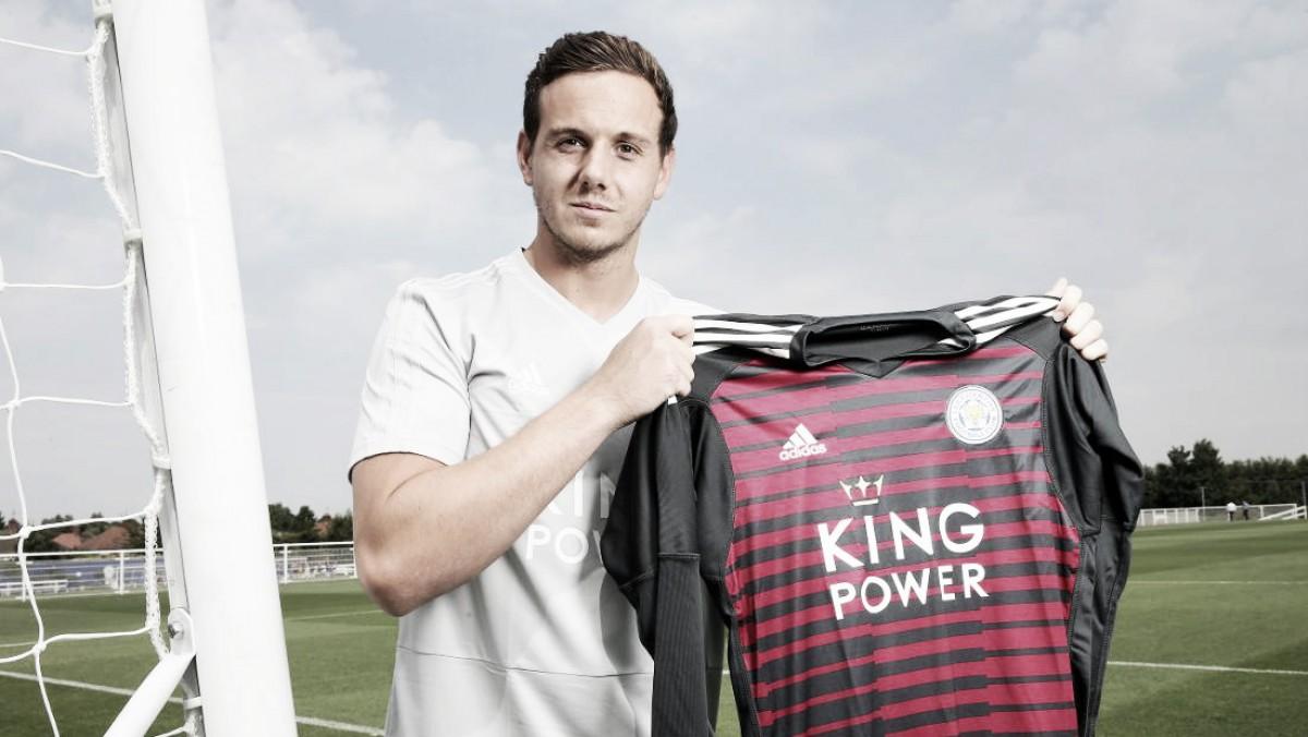 DannyWard,nuevojugador del LeicesterCity