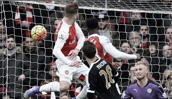 Arsenal 2-1 Leicester: Five things we learned from frantic victory