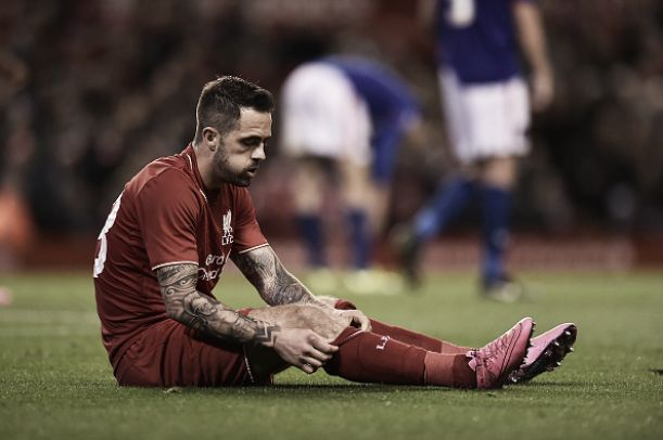 Image result for liverpool acl injury