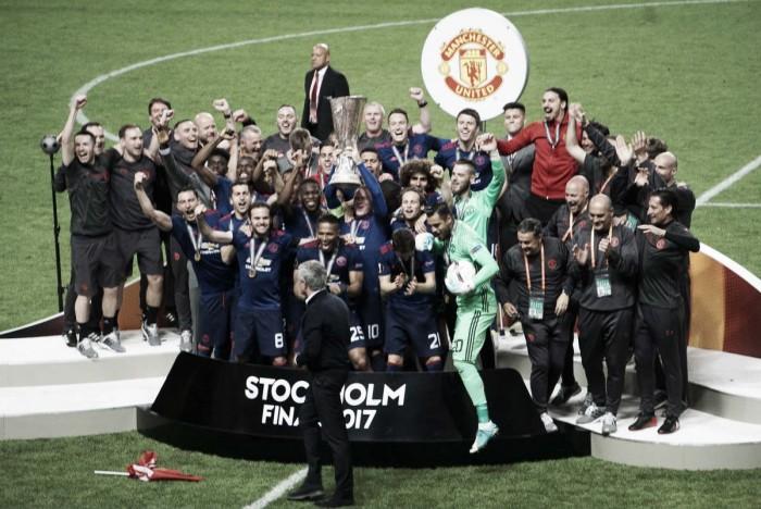 Europa League - Manchester United: la voce dei vincitori