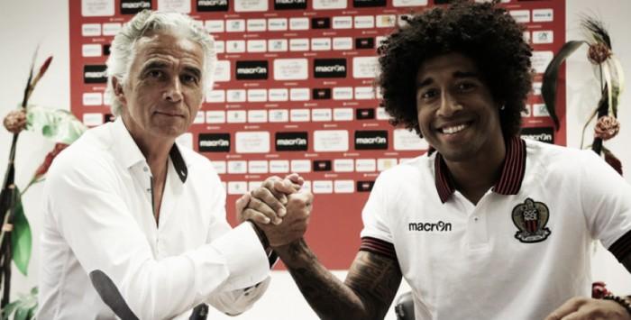 Dante deixa Wolfsburg e assina por três temporadas com o Nice