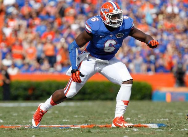 Fowler Power: Dante Fowler Drafted #3 In NFL Draft To Anchor Jacksonville Defense