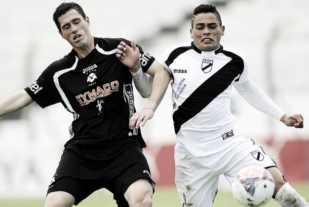 Resultado Danubio - Wanderers 2014 (3-0)