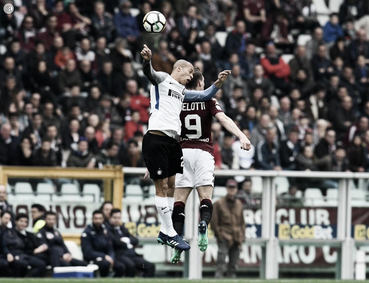 Serie A: il Torino vince di misura contro l'Inter, porta stregata per i nerazzurri (1-0)