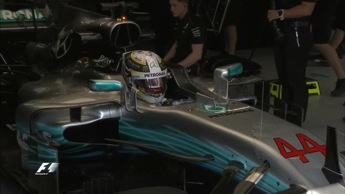 F1 - Montecarlo, libere 1: subito Hamilton, ma Vettel risponde