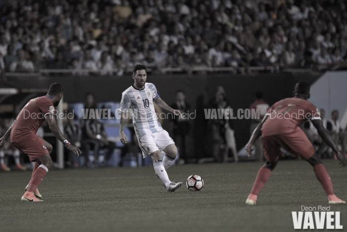 Images and Photos of Argentina's 5-0 victory over Panama in Copa America Centenario 2016