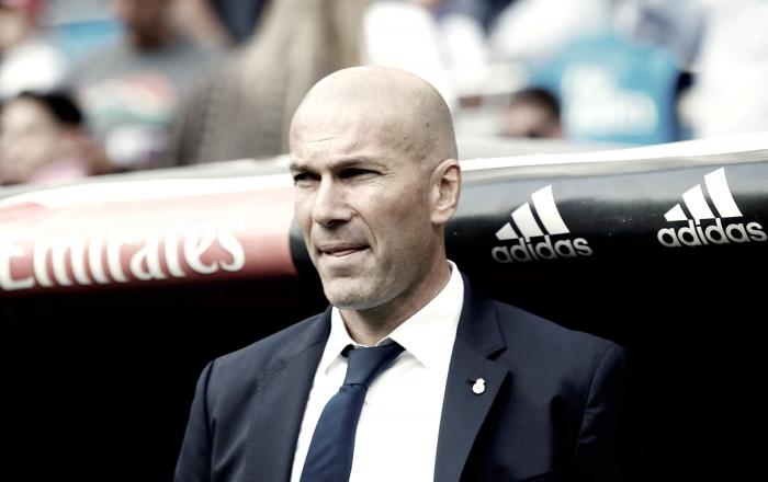 """Real Madrid, Zidane in conferenza: """"Stiamo benissimo, ora vinciamo"""""""