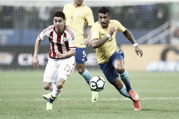 Corinthians se dá bem e lucra com transferência de Paulinho ao Barcelona