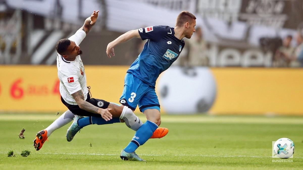Bundesliga - Gnabry risponde a Jovic: 1-1 tra Eintracht ed Hoffenheim