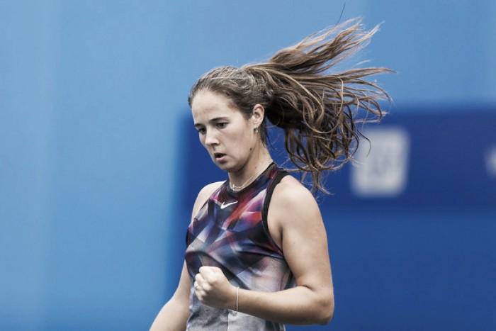 WTA Moscow: Daria Kasatkina ousts compatriot Anastasia Pavlyuchenkova