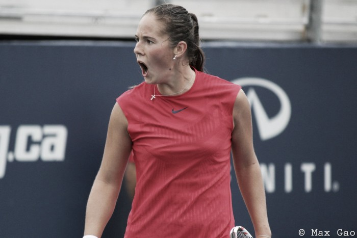 WTA New Haven: Daria Kasatkina ousts seventh seed Strycova in straight sets