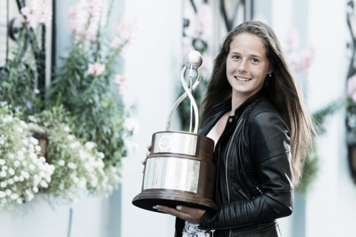 Daria Kasatkina returns to the Volvo Car Open after successful 2017 campaign