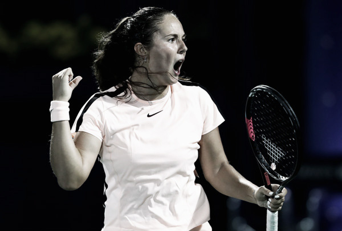 Kasatkina Saves Three Match Points To Reach The Final In Dubai