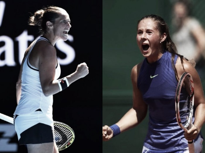 WTA Rogers Cup first round preview: Daria Kasatkina vs Roberta Vinci