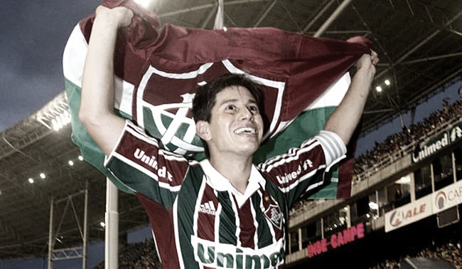 #Trajetória: Darío Leonardo Conca