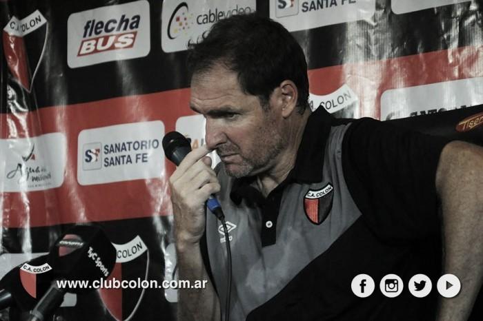 """Franco: """"Me voy contento por cómo se mostró el equipo"""""""