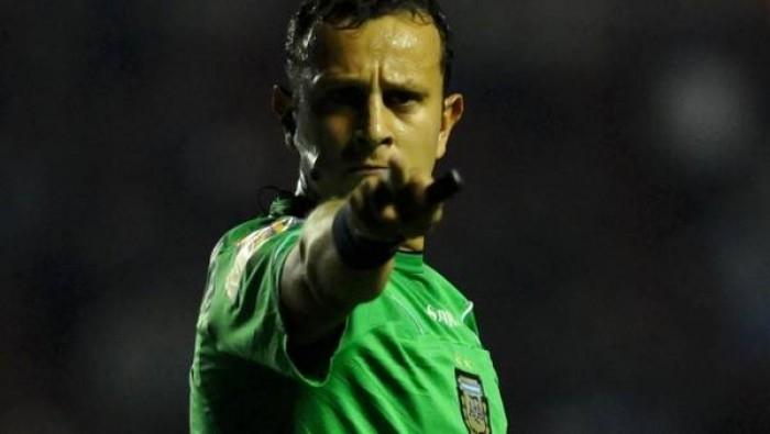 Herrera será el árbitro contra Arsenal